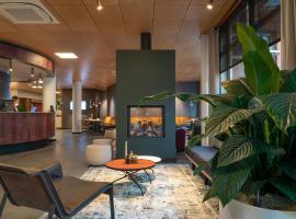 Golden Tulip Keyser Breda Centre, hotel in Breda