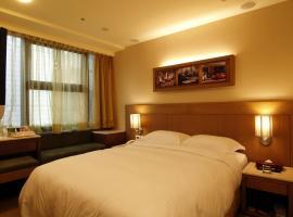 東鑫商務旅館,台北台北 101附近的飯店