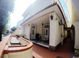 DS Hostel, hotel poblíž významného místa Stadion Maracanã, Rio de Janeiro