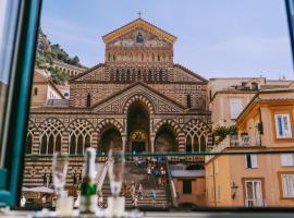 Albergo S. Andrea, hotel in Amalfi