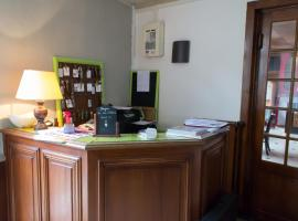La Tete Noire, hôtel à Montrichard près de: ZooParc de Beauval