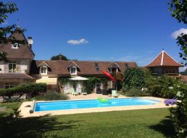 L'Orme des voyageurs, hotel near Meaux-Boutigny Golf Course, Boutigny