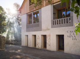 Casa Caminada, hotel near Viamala Canyon, Fürstenaubruck