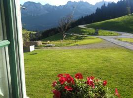 Ferienwohnung Unterdürmoos, hotel in Annaberg im Lammertal
