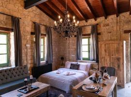 Oinou Strata - Adults Only, hotel in Vouni