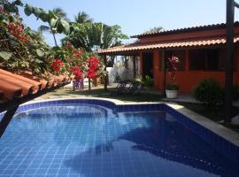 Villa Tropicale, hotel in Salvador