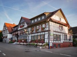Hotel Restaurant Der Engel, Sasbachwalden, Hotel in der Nähe von: Theatre Baden-Baden, Sasbachwalden