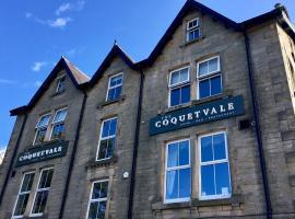 Coquetvale Hotel, hotel near Edlingham Castle, Rothbury