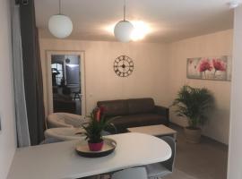 Au Tilleul, apartamento em Mézières-sur-Seine