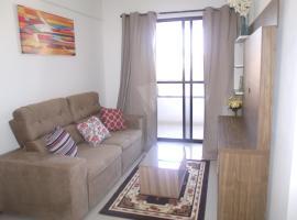 Apartamento 3/4 completo em frente ao Aeroporto, apartment in Salvador