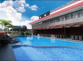 Grand Hatika Hotel, hotel di Tanjung Pandan
