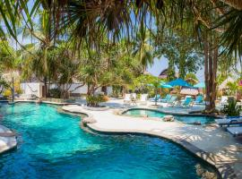 Sunrise Resort, hotel near Bangsal Harbour, Gili Air