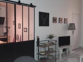Le Temps d'Eugène Centre historique avec climatisation, apartment in Narbonne