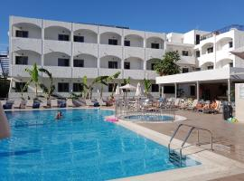 Imperial Hotel, hotel in Kos-stad