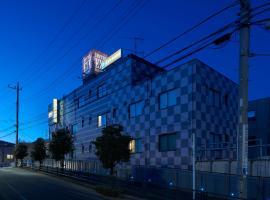 HOTEL EXE RESORT 金町 kanamachi, love hotel in Tokyo