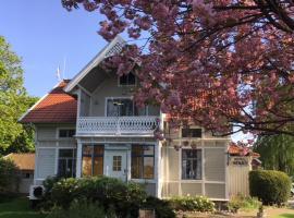 Villa Frideborg, hotell i Henån
