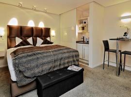 Design Apartment nähe Düsseldorf, hotel in Krefeld