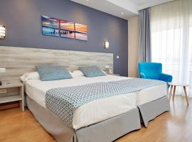 Hotel Maya Alicante, hotel Alicantéban