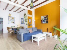 Apartamento Ruzafa Centro I, hotel near Joaquin Sorolla Train Station, Valencia
