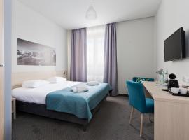 Hotel Silver – hotel w Bydgoszczy