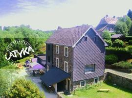LATYKA B&B, family hotel in Robertville
