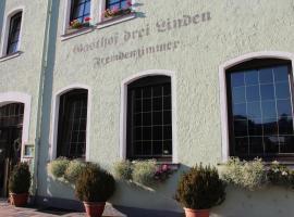 밤베르크에 위치한 호텔 Gasthof Drei Linden