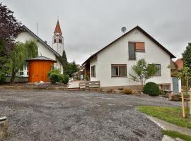 Zimmervermietung Familie Kolb, Privatzimmer in Oberessendorf