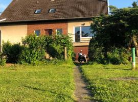 Idyllische, separate FeWo im Dortmunder Süden, apartment in Dortmund