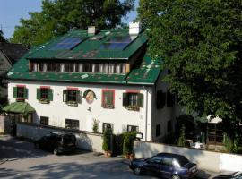 Haus Wartenberg, Bed & Breakfast in Salzburg