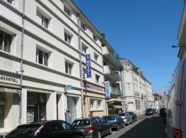 Hotel Berthelot, hotel in Tours