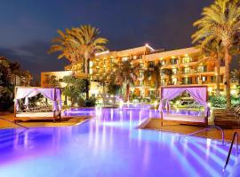 Exe Estepona Thalasso & Spa- Adults Only, hotell i Estepona