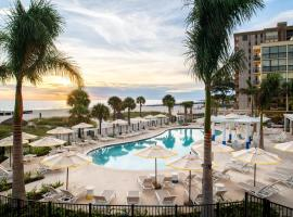 Sirata Beach Resort, hotel in St Pete Beach