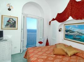 Hotel La Ninfa, отель в Амальфи