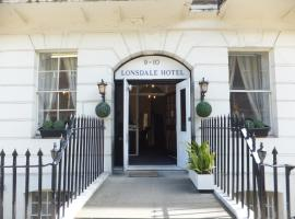 Lonsdale Hotel, hotel near Lyceum Theatre, London