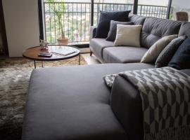 Penthouse Apartment with Panoramic Views, apartamento en Puebla