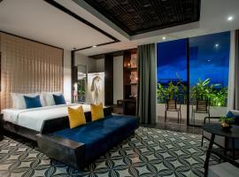 Monthara Angkor Residence, hotel em Siem Reap