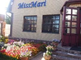 Hotel Miss Mari, hotel in Karagandy