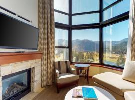 올림픽 밸리에 위치한 호텔 Resort at Squaw Creek 810