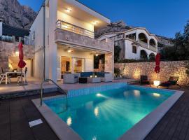 Villa hideaway Makarska, villa in Makarska