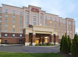 Hampton Inn & Suites Columbus/University Area, hotel in Columbus