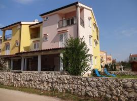 Guki Reihenhäuser, hotel in Malinska
