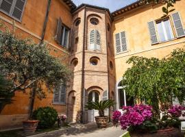 Palazzo Galletti Abbiosi, hotel in Ravenna