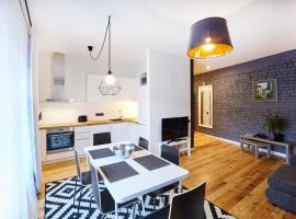 Ex Factory apartment, puhkemajutus Riias