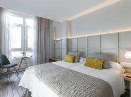 Hotel Pousada Real, posada u hostería en Caldas de Reis