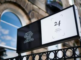 24 Royal Terrace, hotel v destinaci Edinburgh