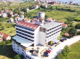 Hotel International Prishtina & Spa, hotel in Prishtinë