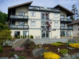 Heron's Landing Hotel, hotel in Campbell River