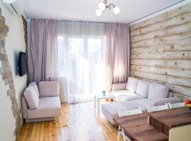 Sofia Central Luxury Apartment, ваканционно жилище в София