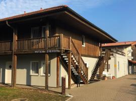 Hotel Zierow - Urlaub an der Ostsee, hotel em Wismar