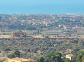 Casa Villaggio Pirandello, hotel vicino alla spiaggia a Agrigento